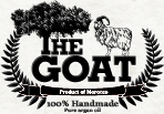 THE GOATロゴ